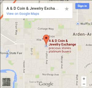 Coin Shop Near Me | Sacramento Buy, Sell, Coins, Silver