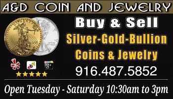 Sacramento Buy, Sell, Coins, Silver, Gold, Jewelry