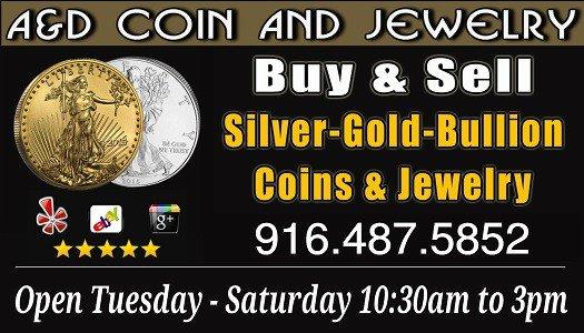 Best Coin Shop In Sacramento CA. Coin Shop & Gold Dealer