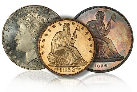 Rare Coins Buyer | We Pay Cash For Rare Key Date Coins