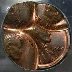 Error Coins 16 Error Coins