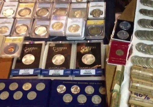 Collectible Coin Collection Buyers